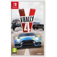 V-Rally 4 (русская версия) (Nintendo Switch)