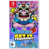 WarioWare: Get It Together! (русская версия) (Nintendo Switch)