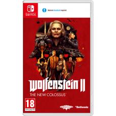 Wolfenstein II: The New Colossus (русская версия) (Nintendo Switch)