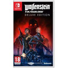 Wolfenstein: Youngblood Deluxe Edition (ваучер на скачивание) (русская версия) (Nintendo Switch)