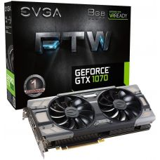 EVGA GeForce GTX 1070 FTW GAMING ACX 3.0 (08G-P4-6276-KR)