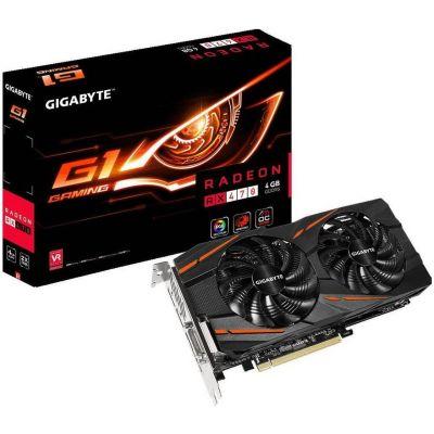 GIGABYTE Radeon RX 470 G1 Gaming 4G (GV-RX470G1 GAMING-4GD)