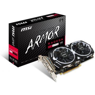 MSI Radeon RX 470 ARMOR 4G
