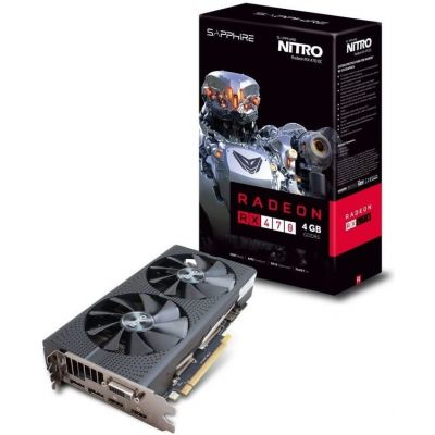 Sapphire Radeon RX 470 4G D5 OC NITRO (11256-10)