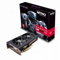 Sapphire Radeon RX 480 8G OC NITRO+ (11260-01)