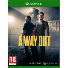 A Way Out (русская версия) (Xbox One)