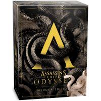 Assassin's Creed Odyssey/Одиссея. Medusa Edition (русская версия) (PS4)