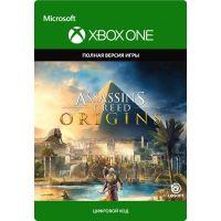 Assassin's Creed: Origins/Истоки (ваучер на скачивание) (русская версия) (Xbox One)