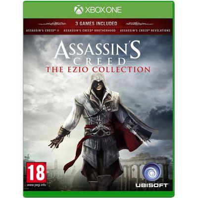 Assassin's Creed: The Ezio Collection (русская версия) (Xbox One) (Б/У)