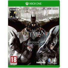 Batman: Arkham Collection SteelBook Edition (русская версия) (Xbox One)