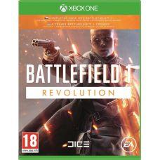Battlefield 1. Революция (русская версия) (Xbox One)