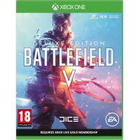 Battlefield V. Deluxe Edition (ваучер на скачивание) (русская версия) (Xbox One)