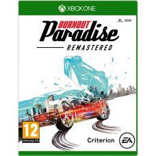 Burnout Paradise Remastered (русская версия) (Xbox One)