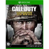 Call of Duty: WWII (русская версия) (Xbox One)