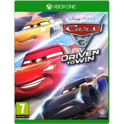 Тачки 3: Навстречу победе (русская версия) (Xbox One)