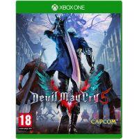 Devil May Cry 5 (русская версия) (Xbox One)