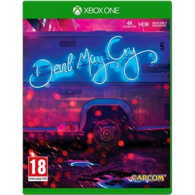 Devil May Cry 5 Steelbook Edition (русская версия) (Xbox One)