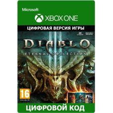 Diablo III: Eternal Collection (ваучер на скачивание) (русская версия) (Xbox One)