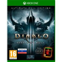 Diablo III: Reaper of Souls. Ultimate Evil Edition (русская версия) (Xbox One)