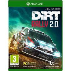 DiRT Rally 2.0 (английская версия) (Xbox One)