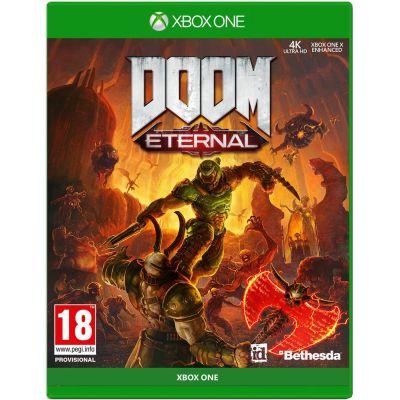 DOOM Eternal (русская версия) (Xbox One)