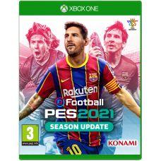 eFootball Pro Evolution Soccer 2021 (русская версия) (Xbox One)
