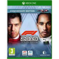 F1 2019 Anniversary Edition (русская версия) (Xbox One)