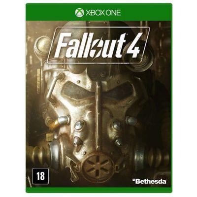 Fallout 4 (русская версия) (Xbox One)
