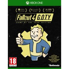 Fallout 4. Game of the Year Edition (русская версия) (Xbox One)