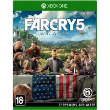 Far Cry 5 (русская версия) (Xbox One)