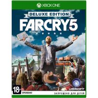 Far Cry 5. Deluxe Edition (русская версия) (Xbox One)