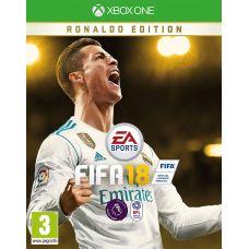 FIFA 18 Ronaldo Edition (русская версия) (Xbox One)