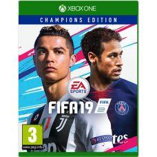 FIFA 19 Champions Edition (русская версия) (Xbox One)