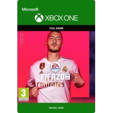 FIFA 20 (ваучер на скачивание) (русская версия) (Xbox One)