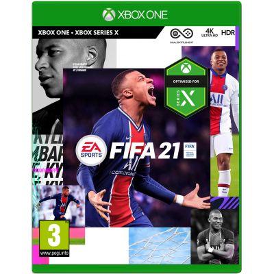 FIFA 21 (русская версия) (Xbox Series X)