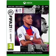 FIFA 21 Champions Edition (русская версия) (Xbox One)