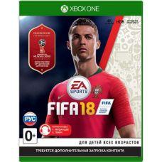 FIFA 18 + World Cup Russia (русская версия) (Xbox One)