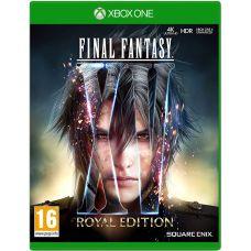 Final Fantasy XV (Royal Edition) (русская версия) (Xbox One)