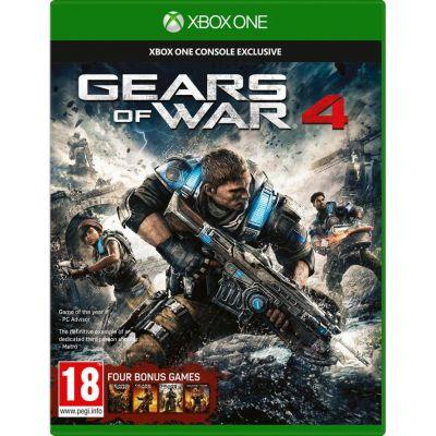 Gears of War 4 (русская версия) (Xbox One)
