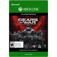 Gears of War: Ultimate Edition (русская версия) (ваучер на скачивание) (Xbox One)