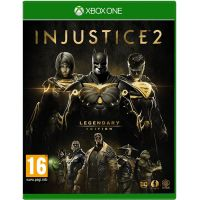 Injustice 2. Legendary Edition (русская версия) (Xbox One)