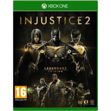 Injustice 2. Legendary Edition. Day One Edition Steel Book (русская версия) (Xbox One)