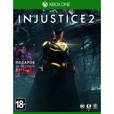 Injustice 2 (русская версия) (Xbox One)