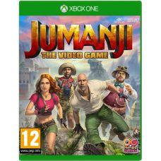 Jumanji: The Video Game/Джуманджи: Игра (русская версия) (Xbox One)