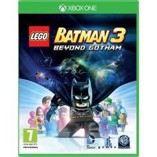 Lego Batman 3: Beyond Gotham (русская версия) (Xbox One)