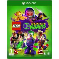 Lego DC Super-Villains (русская версия) (Xbox One)