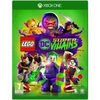 Lego DC Super-Villains (русская версия) (Xbox One)