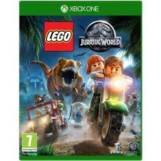 Lego Jurassic World (русская версия) (Xbox One)