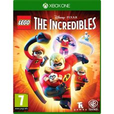 LEGO The Incredibles/Суперсемейка (русские субтитры) (Xbox One)
