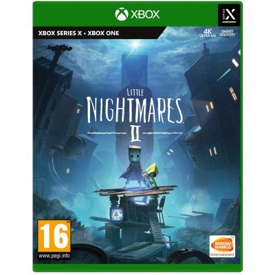 Little Nightmares II (русская версия) (Xbox One)